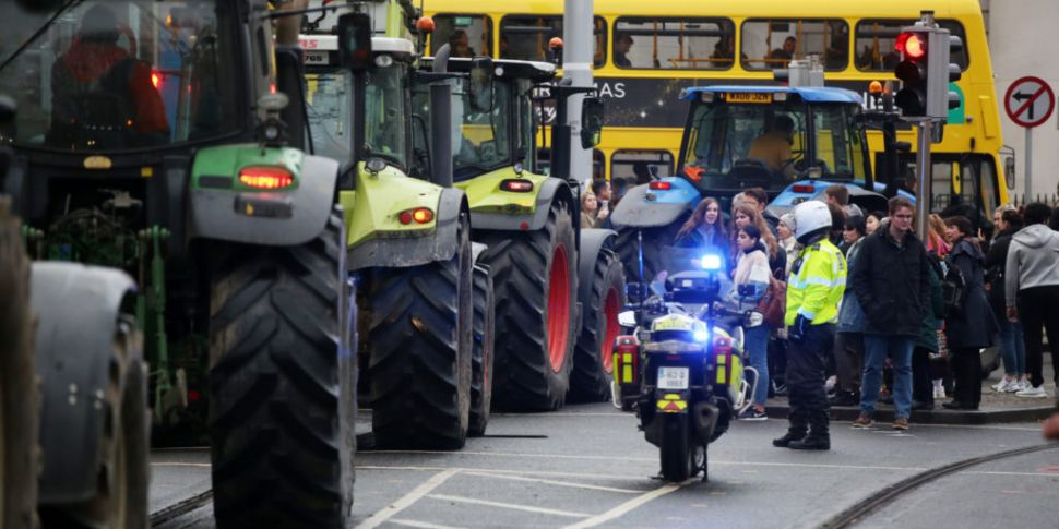 Tractors To Descend On Dublin...