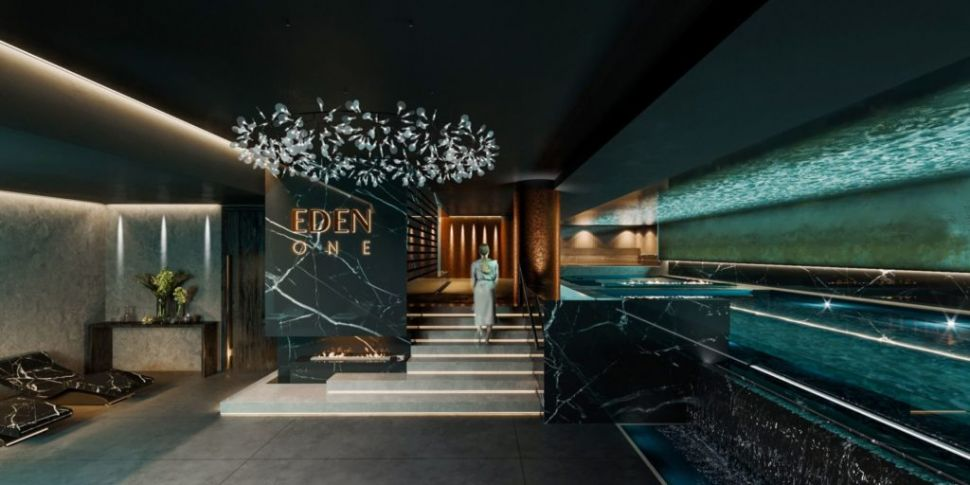 Brand New Spa Eden One Opening...