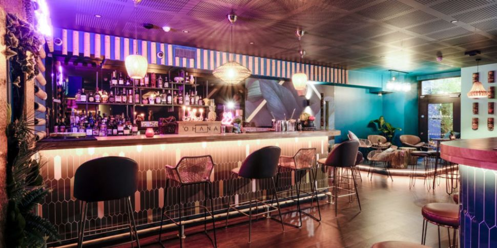 Brand New Tiki Bar Ohana Opens...