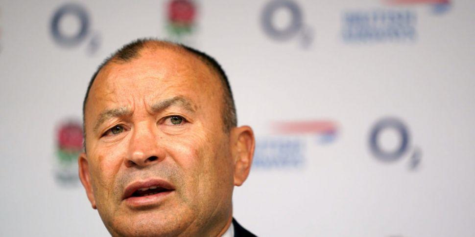 Eddie Jones wants England to b...