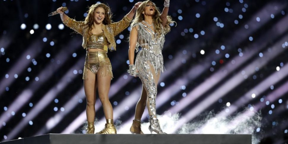Watch Shakira & JLO's Super Bo...
