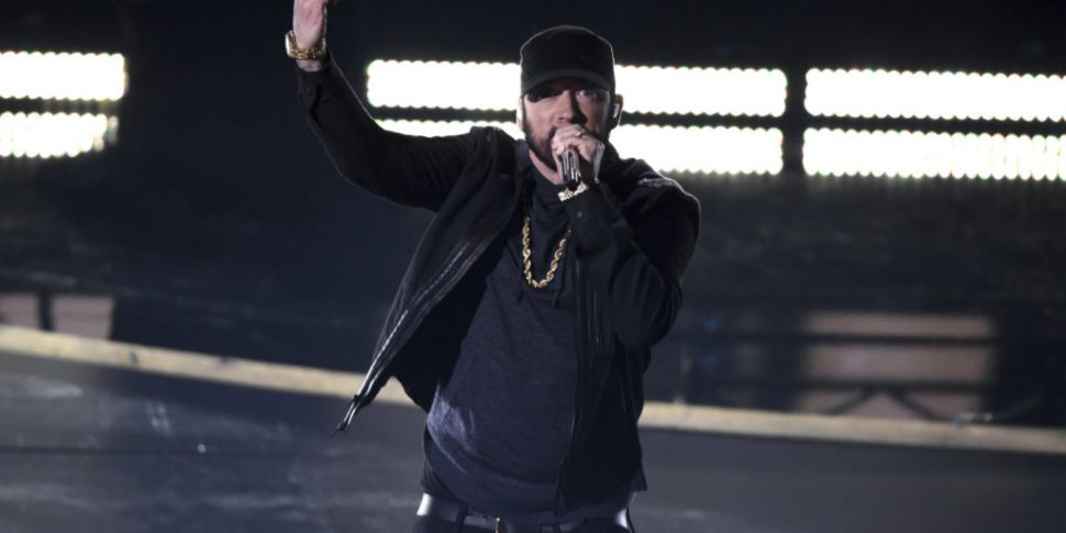 Eminem Performs 'Lose Yourself...