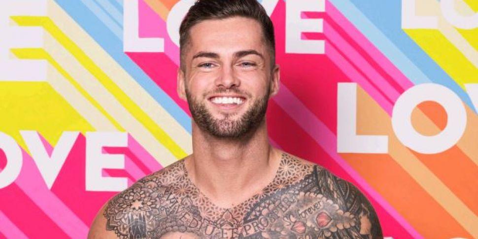 Love Island: Meet New Guy Jami...