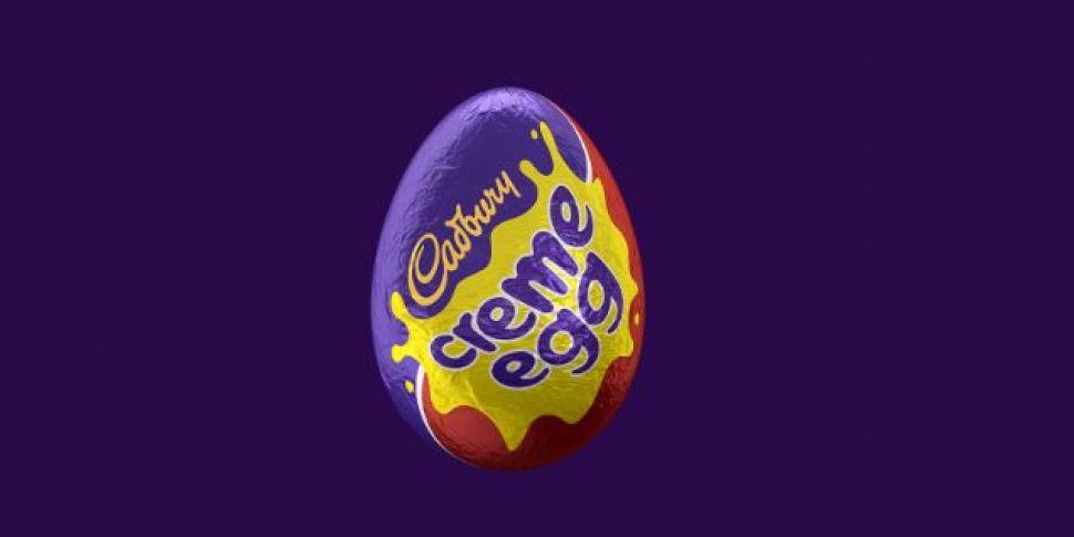 Cadbury Creme Egg Pop Up Openi...