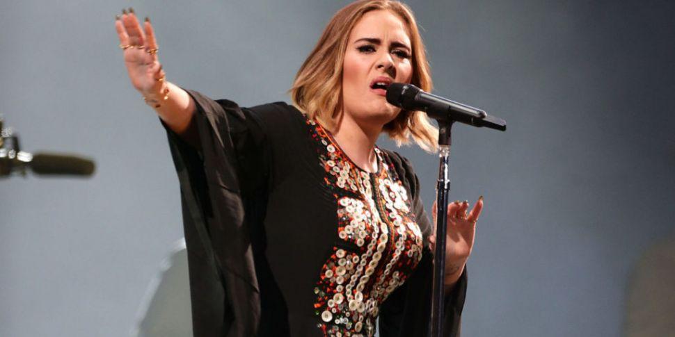 Adele Announces New Album Rele...