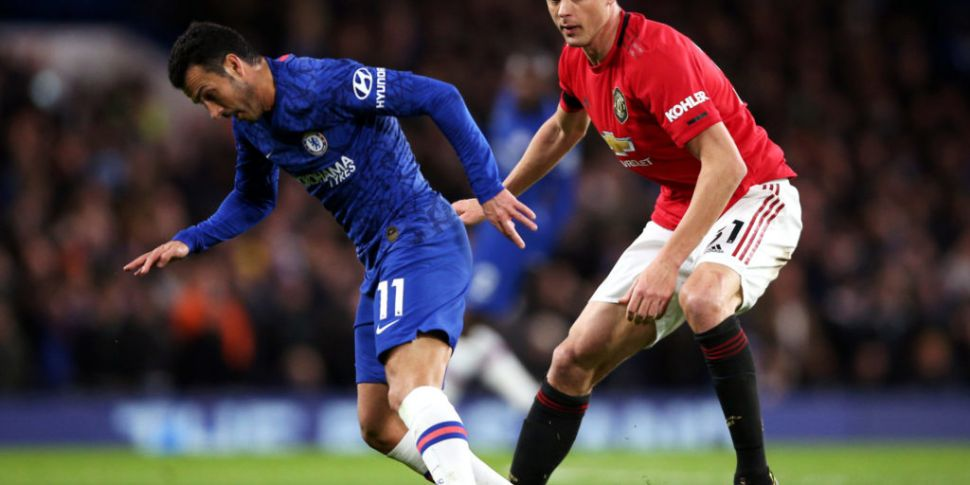 Man Utd v Chelsea & Arsenal v...