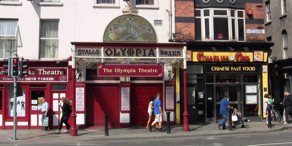 Olympia Theatre To Undergo Maj...