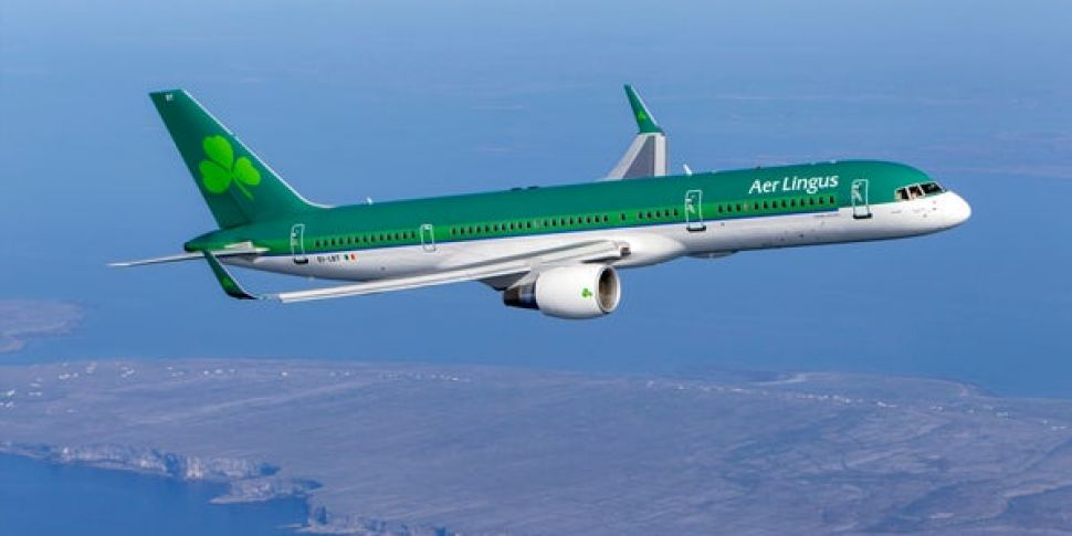 Fly Aer Lingus To North Americ...