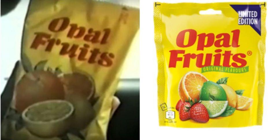 Opal Fruits Are Back On Sale I...