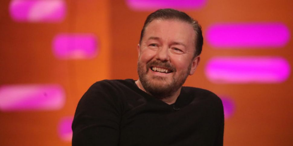 Ricky Gervais Has Announced A...