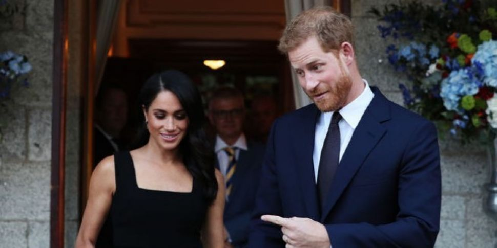 Final Outing for Meghan And Ha...