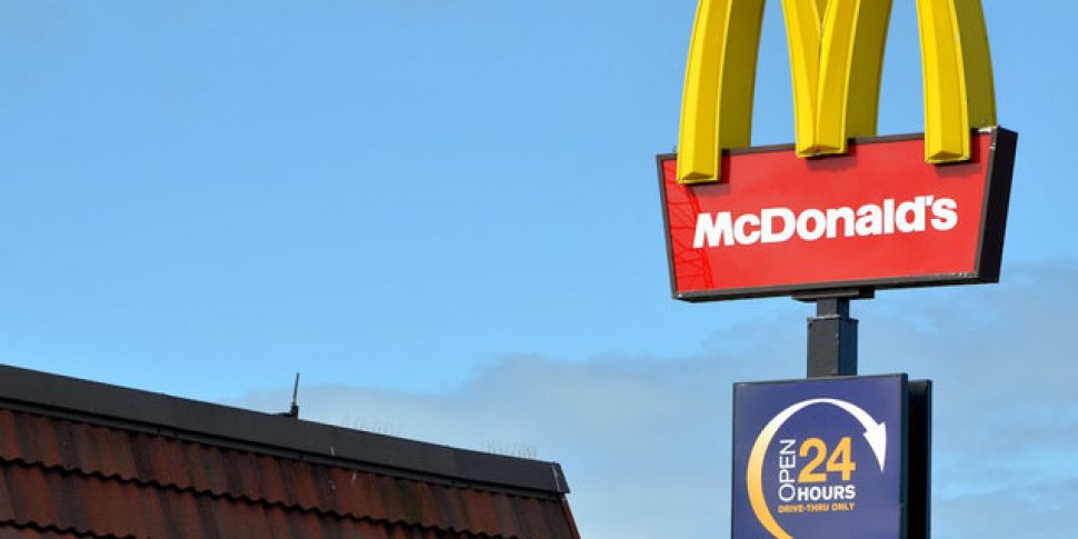 Couple Get Married In McDonald...