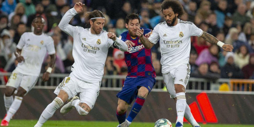 La Liga suspend season indefin...