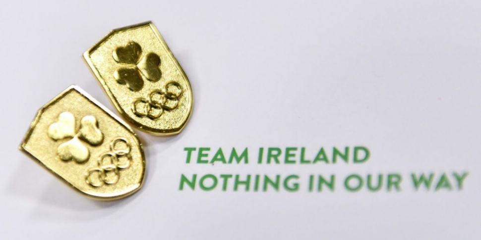Olympic Federation of Ireland...