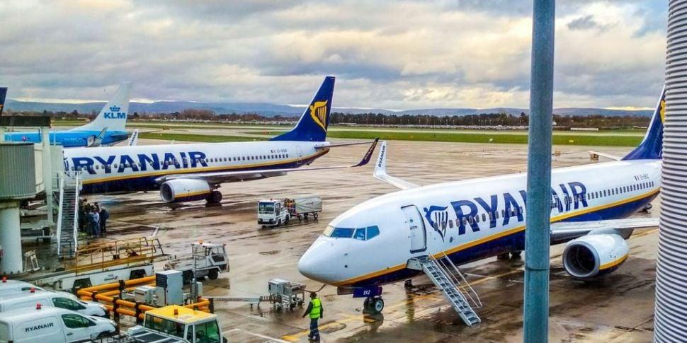 Ryanair Not Expecting To Opera...