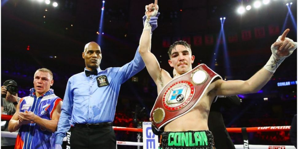Michael Conlan | On Nikitin, R...