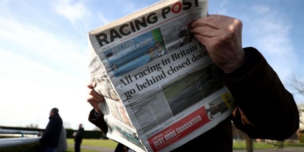 Racing Post to halt publicatio...