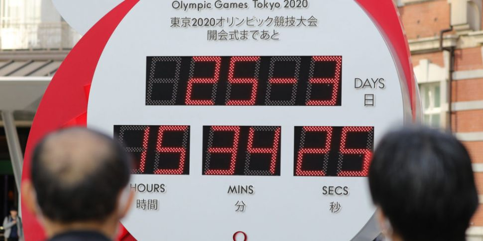 Toyko 2020 Olympics task force...