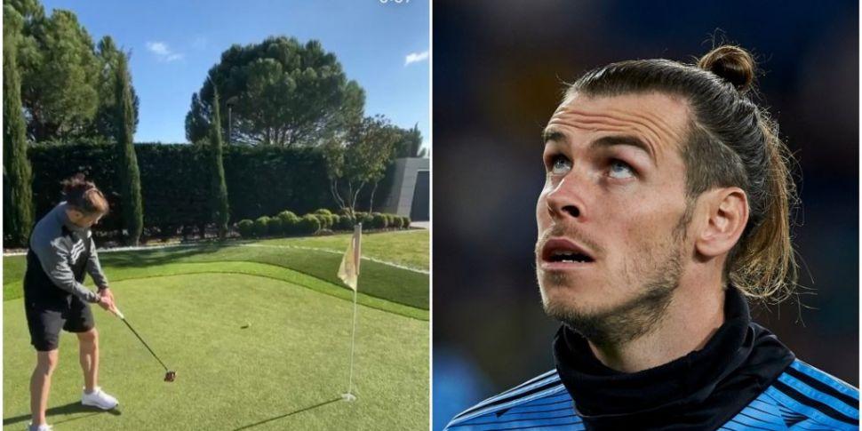 WATCH: Gareth Bale has perfect...