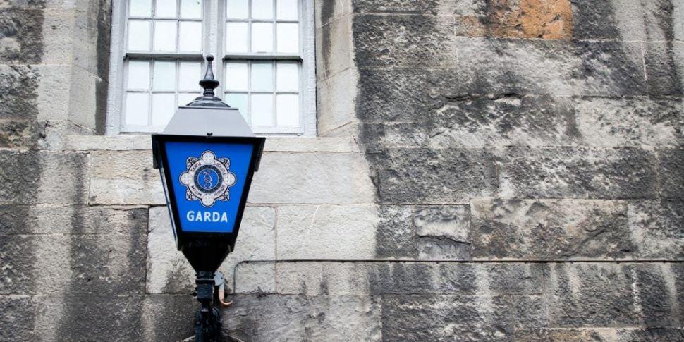 Garda Injured While Attending...