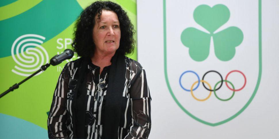 Team Ireland head hopes Olympi...