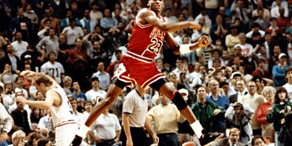 10-part Michael Jordan documen...