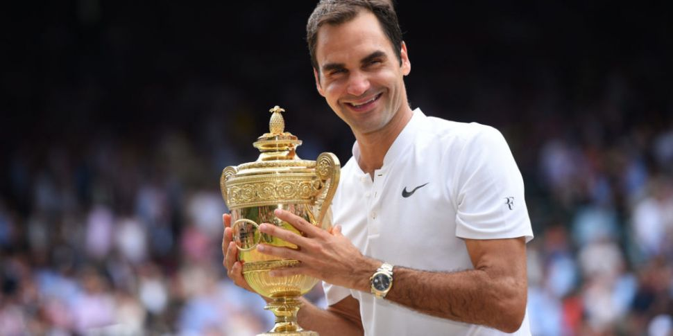 Roger Federer has become the w...