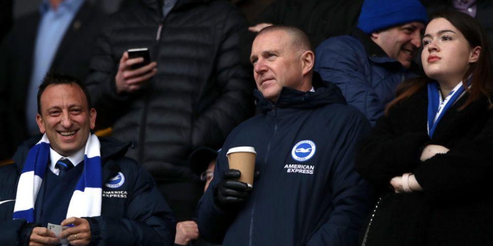 Brighton confirm no more posit...