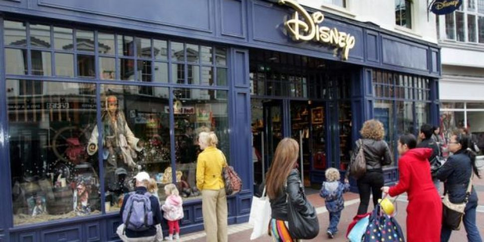 Grafton Street Disney Store Ga...