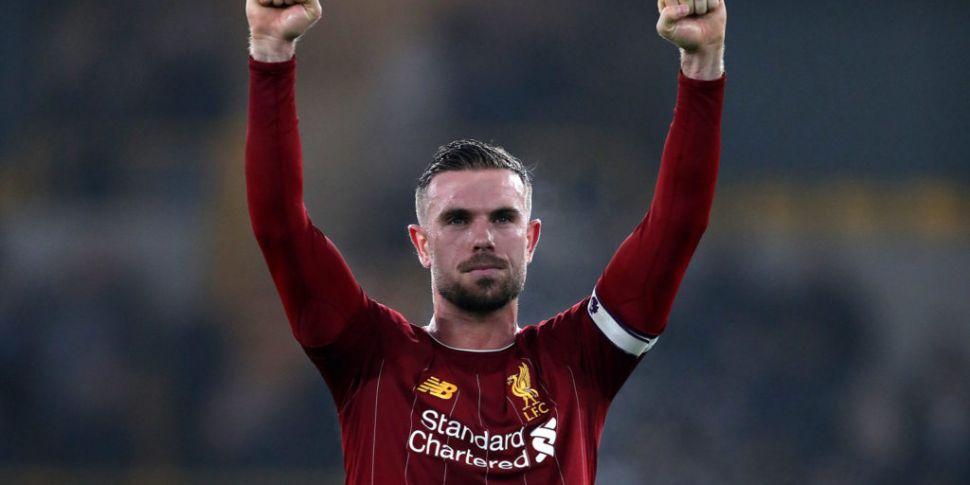 Klopp confident Henderson will...