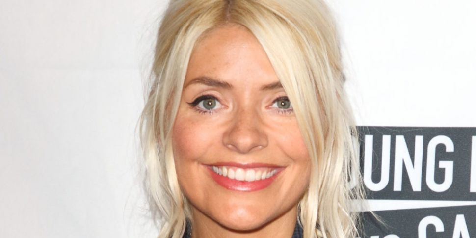 Holly Willoughby Jokes About H...