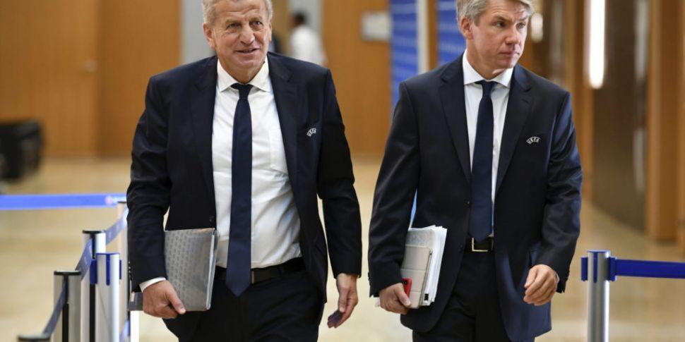 Russia denies bribing FIFA off...