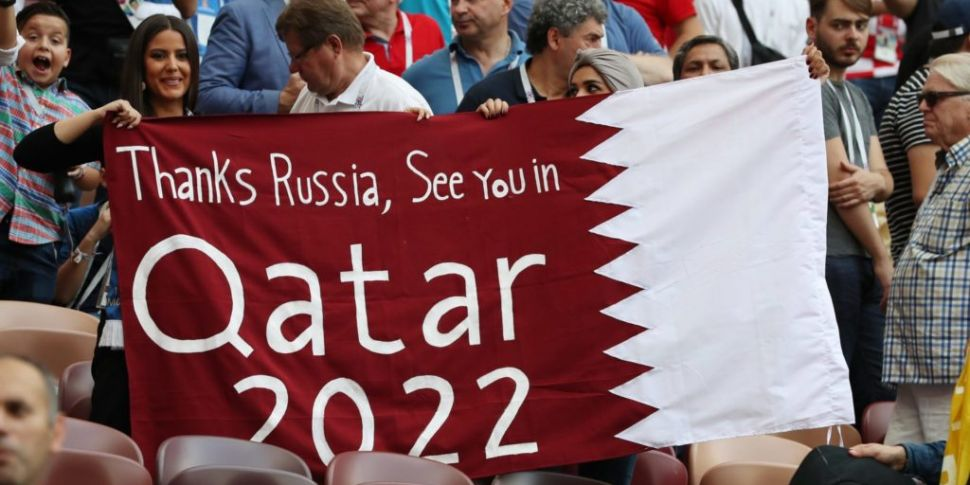 Qatar denies bribing officials...