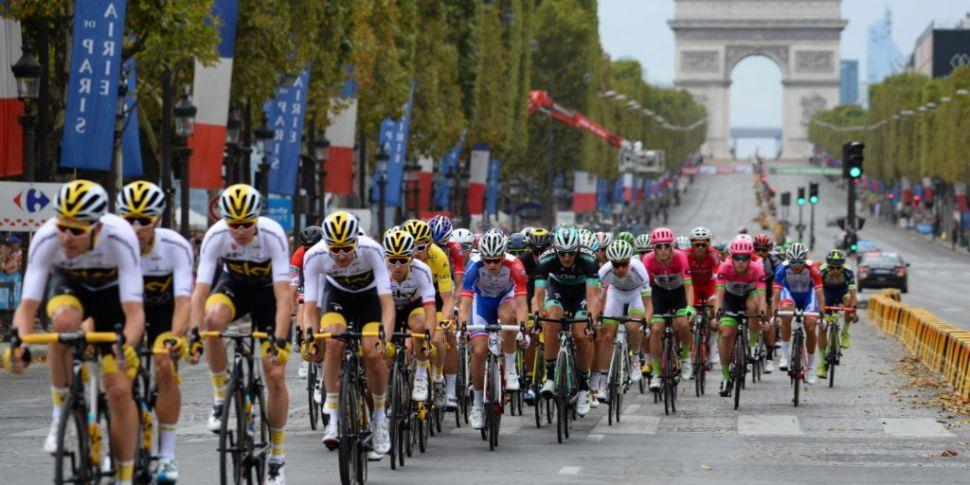 Tour de France set for August...