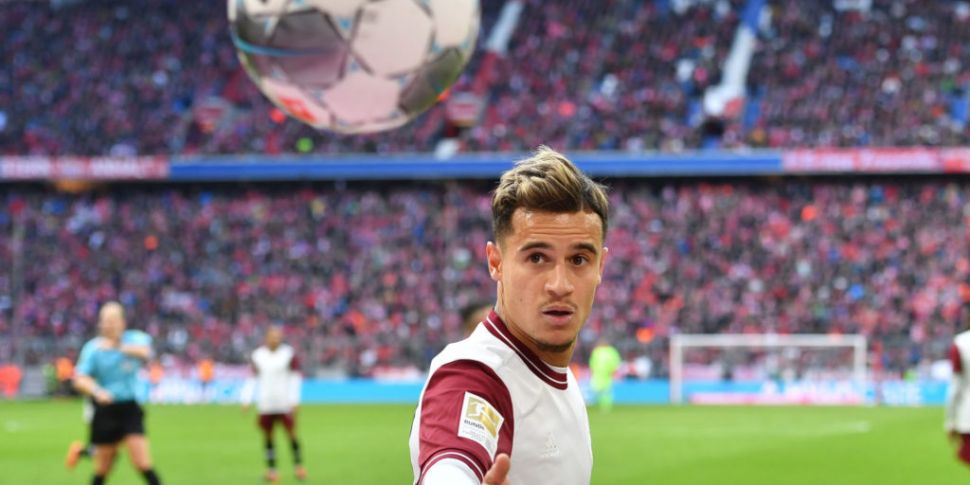 Chelsea target Coutinho