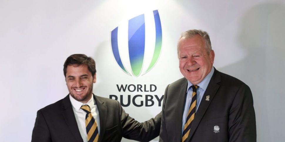NZ Rugby votes for Agustin Pic...