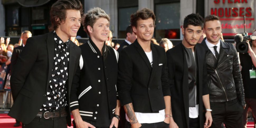 One Direction Reportedly Plann...