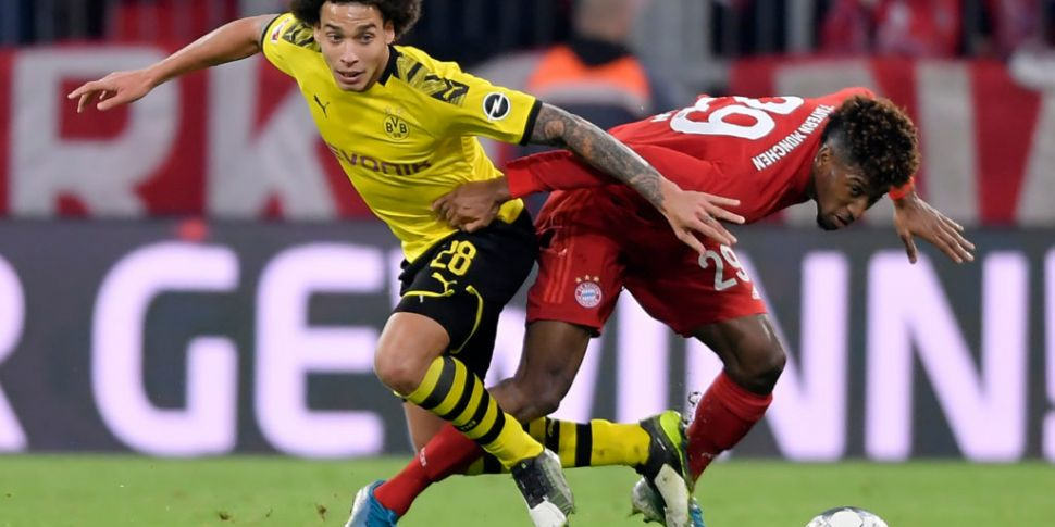 Bayern Munich remain top of Bu...