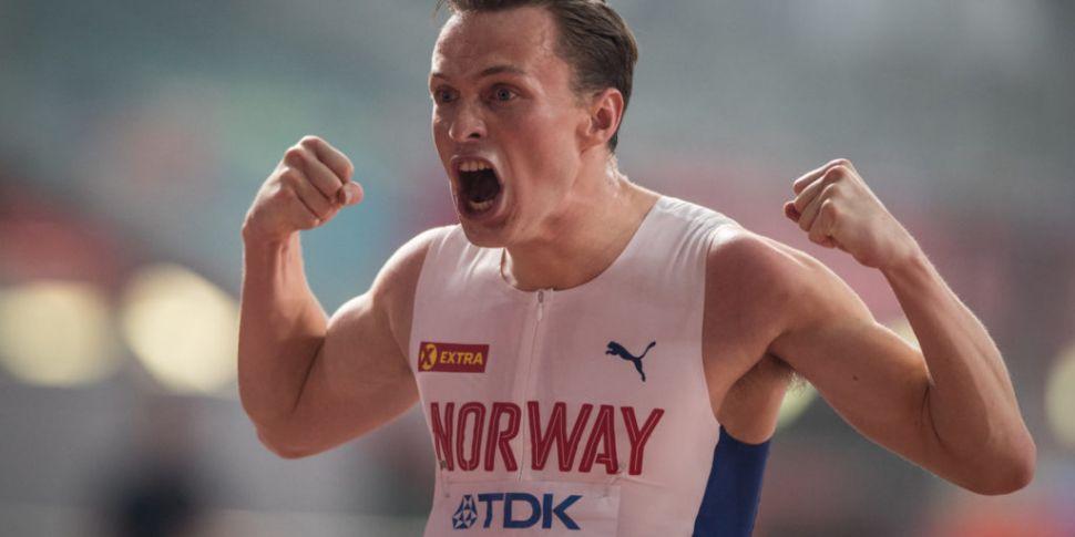 Warholm world record attempt t...