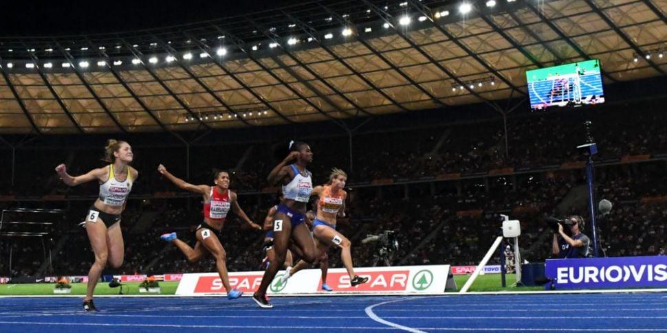 European Athletics Championshi...