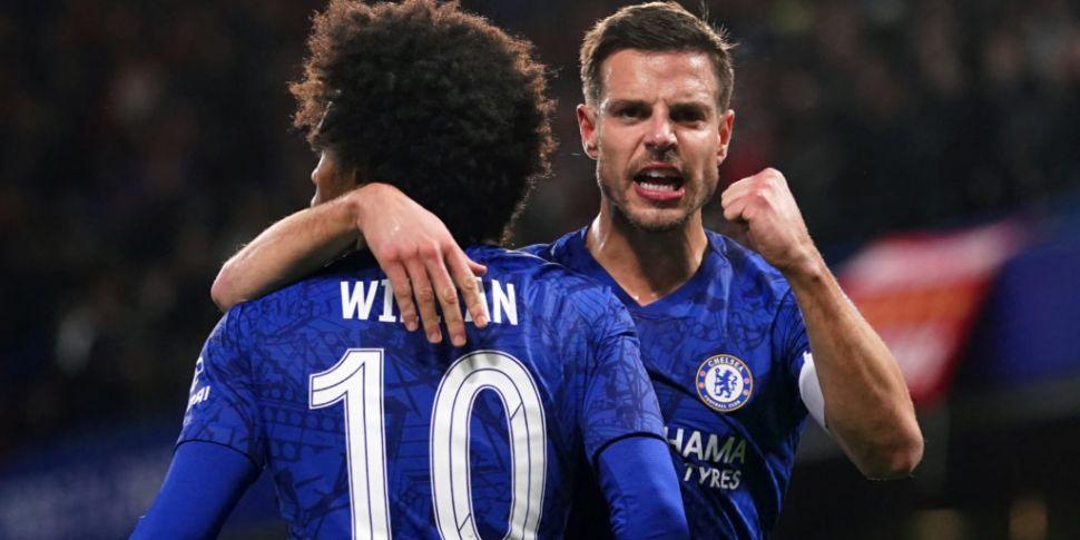 Chelsea request overseas playe...
