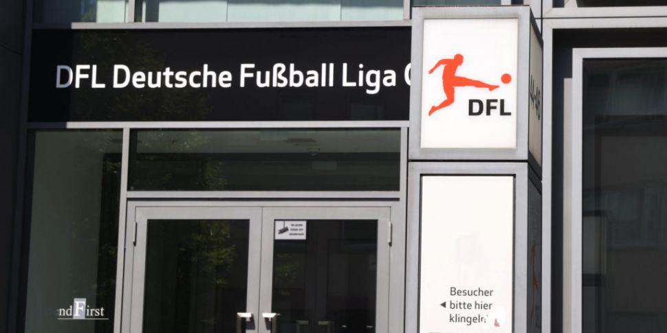 Bundesliga season to finish in...