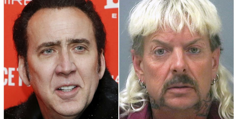 Nicolas Cage To Play Joe Exoti...