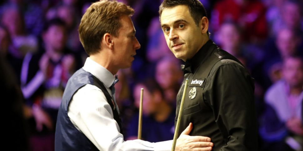 Ken Doherty criticises Ronnie...