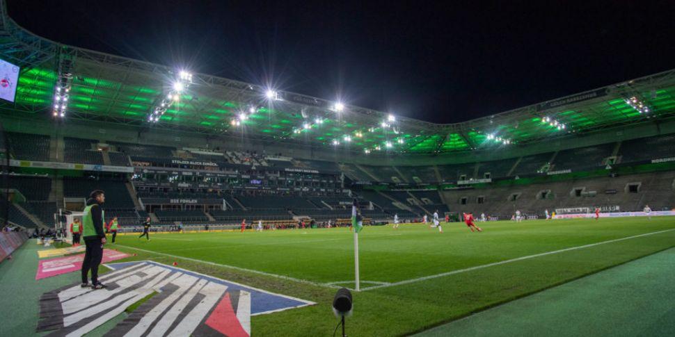 Bundesliga to resume in second...