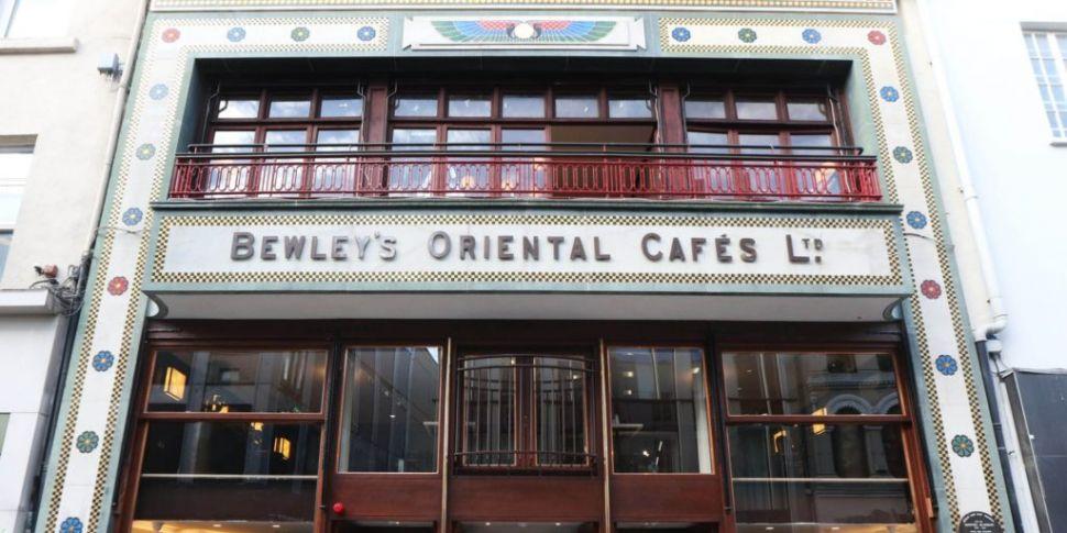 Bewley's On Grafton Street To...