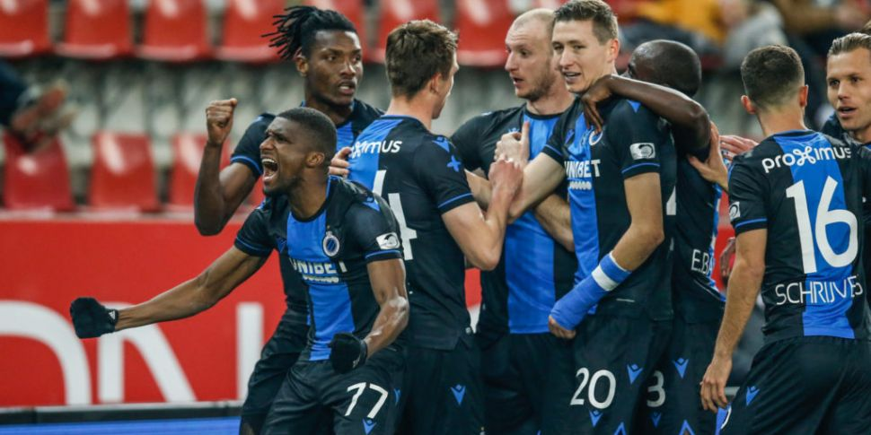 Brugge formally crowned Belgia...