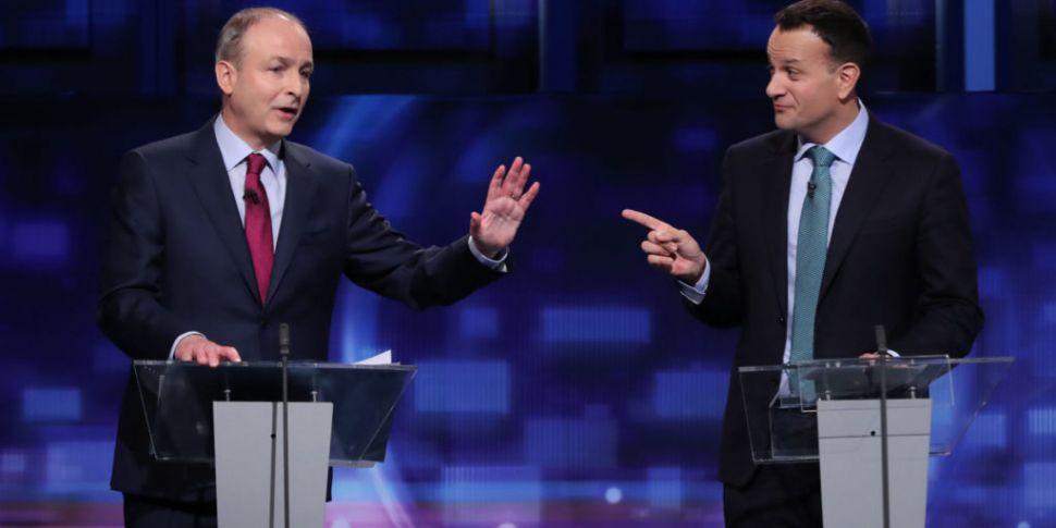Fine Gael Accuses Fianna Fáil...
