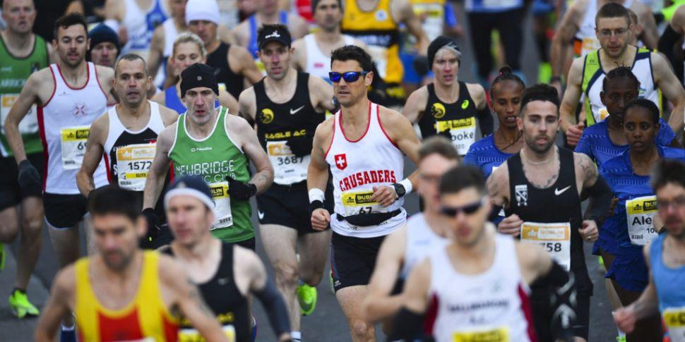 Decision On Dublin Marathon To...