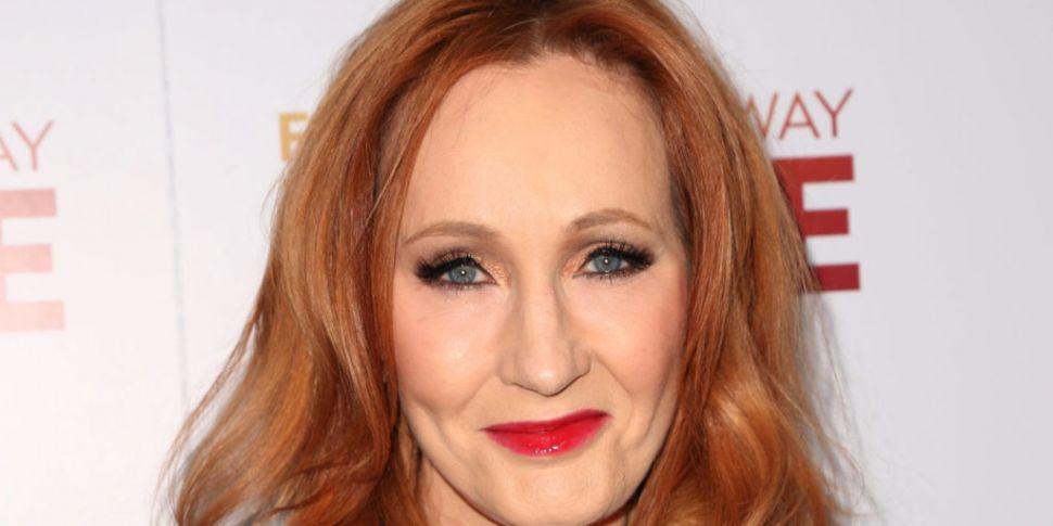 J.K. Rowling Is Releasing A Ne...